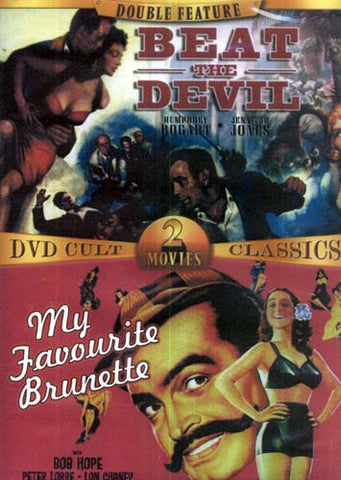 Beat the Devil / My Favorite Brunette (Double Feature) DVD Movie