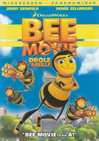 Bee Movie (Widescreen) (Bilingual) DVD Movie