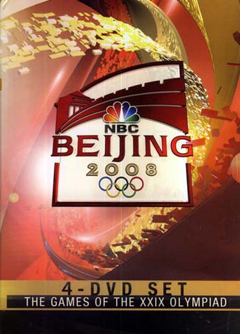 Beijing 2008 - The Game Of The XXIX Olympiad (4 DVD SET) (Boxset) DVD Movie