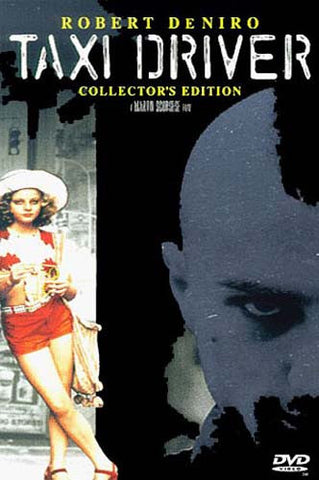 Taxi Driver (Collector's Edition) DVD Movie