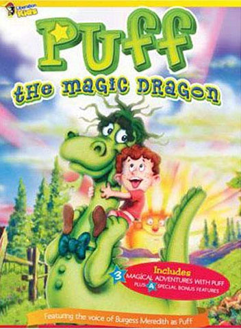 Puff The Magic Dragon DVD Movie