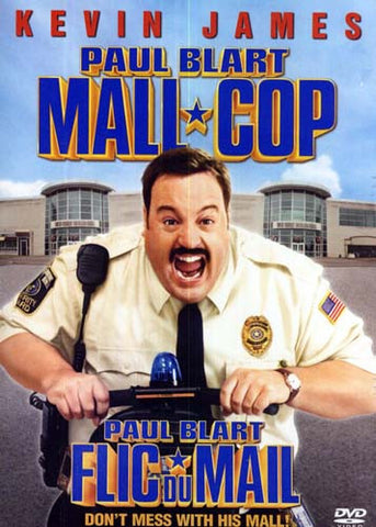 Paul Blart - Mall Cop DVD Movie
