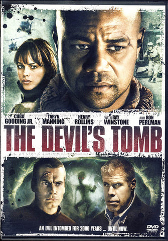 The Devil's Tomb DVD Movie