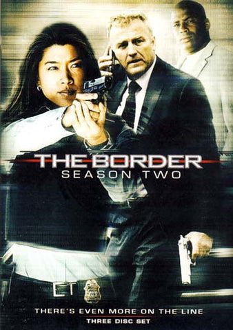 The Border - Season Two (Boxset) DVD Movie