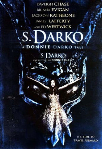S. Darko - A Donnie Darko Tale (Bilingual) DVD Movie