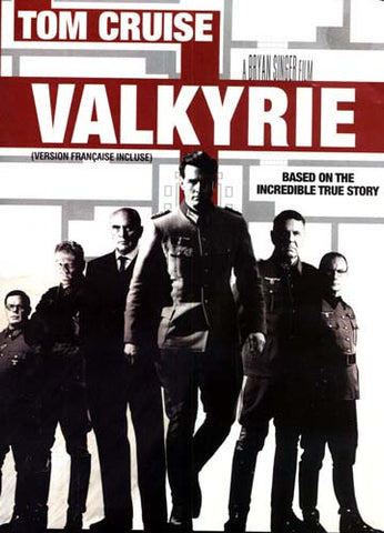Valkyrie (Single-Disc Edition)(Bilingual) DVD Movie