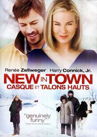 New In Town (Bilingual) DVD Movie