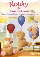 Nouky And Friends - Happy Birthday Nouky! (Bilingual)