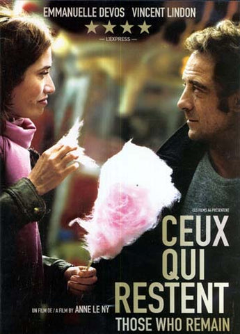 Ceux Qui Restent / Those Who Remain (Bilingual) DVD Movie