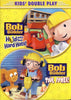 Bob The Builder - Hold on to Your Hard Hats/Tool Power (Kids Double Play) DVD Movie
