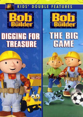 Bob The Builder - Digging for Treasure / The Big Game (Double Feature)