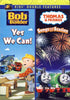 Bob The Builder - Yes We Can / Thomas & Friends Songs from the Station (Kids Double Play) DVD Movie