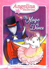Angelina Ballerina - The Magic of Dance (Without Tiara)