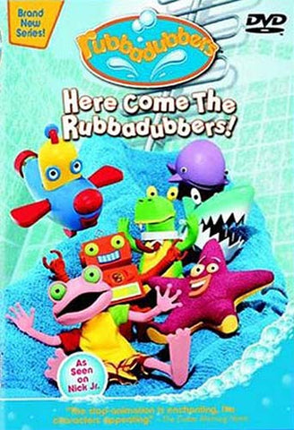 Rubbadubbers - Here Come the Rubbadubbers DVD Movie