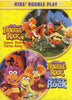 Fraggle Rock (Dance Your Cares Away / Live By The Rule Of The Rock) (Double Feature) DVD Movie