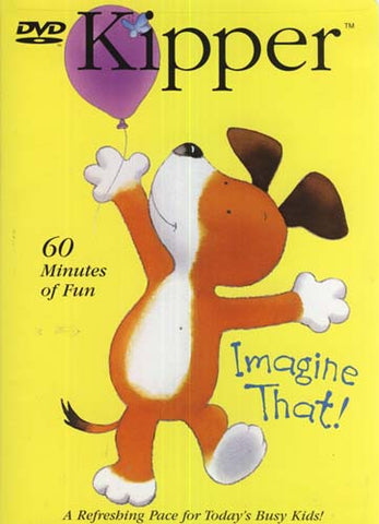 Kipper - Imagine That DVD Movie