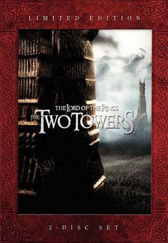 The Lord Of The Rings - The Two Towers (Limited Edition) (Bilingual) DVD Movie