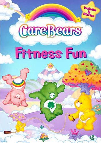 Care Bears - Fitness Fun DVD Movie