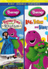 Barney (Rhyme Time Rhythm/Red, Yellow, and Blue) (Double Feature) DVD Movie