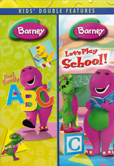 Barney (Now I Know My ABCs/Let s Play School) (Double Feature) (MAPLE)