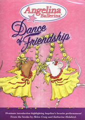 Angelina Ballerina - Dance of Friendship