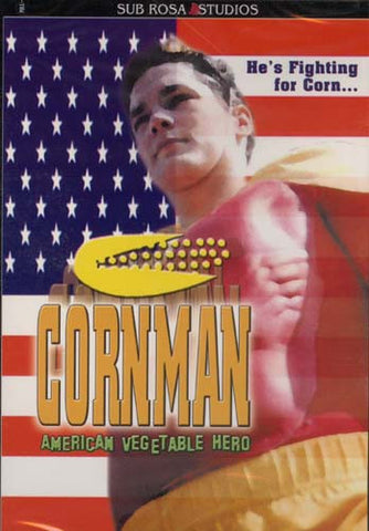 Cornman: American Vegetable Hero DVD Movie