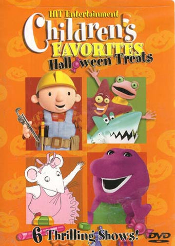 Children's Favorites - Halloween Treats DVD Movie