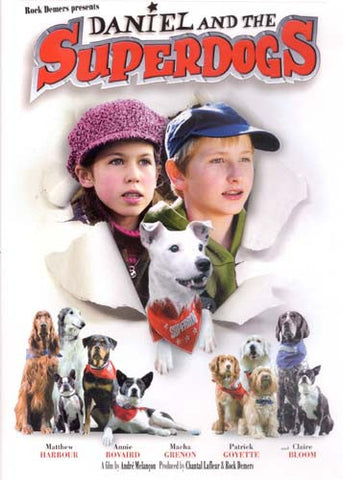 Daniel And The Superdogs (Every Dog Has Its Day) DVD Movie