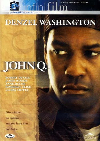 John Q. (Infinifilm Edition) (Bilingual) DVD Movie
