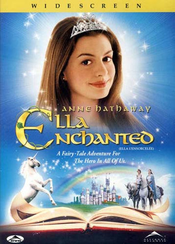 Ella Enchanted (Widescreen Edition) (Bilingual) DVD Movie