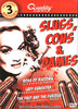 Slugs, Cons and Dames DVD Movie