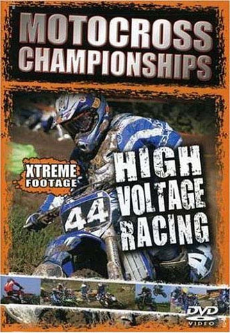 Motocross Championships - High Voltage Racing - Extreme Footage DVD Movie