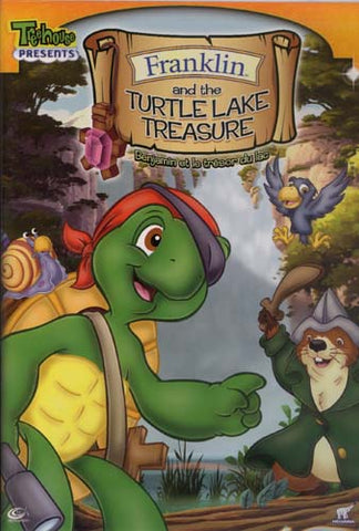 Franklin And The Turtle Lake Treasure DVD Movie