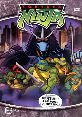 sale tortues ninja saison 3 boxset dvd movie