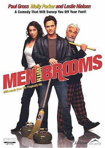 Men With Brooms DVD Movie