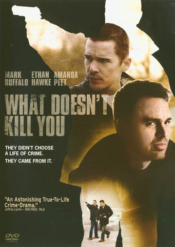 What Doesn't Kill You DVD Movie