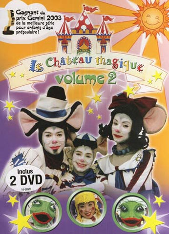 Le Chateau Magique - Vol.2 (Bilingual) DVD Movie