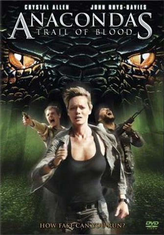 Anacondas - Trail of Blood DVD Movie
