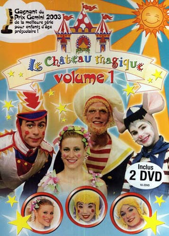 Le Chateau Magique - Vol.1 (Bilingual) DVD Movie