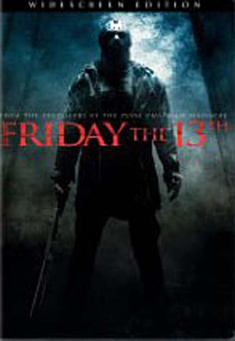 Friday the 13th (Widescreen) (Remake) (Bilingual) DVD Movie