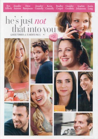 He s Just Not That Into You (Bilingual) DVD Movie