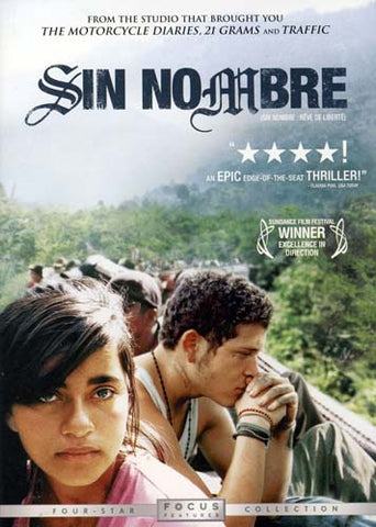 Sin Nombre (Bilingual) DVD Movie