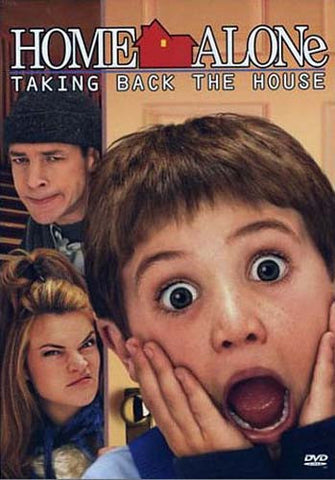 Home Alone - Taking Back The House (Widescreen/Fullscreen) DVD Movie