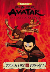 Avatar The Last Airbender - Book 3 - Fire - Vol 1