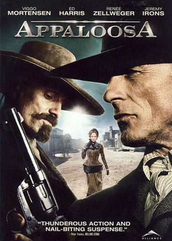 Appaloosa DVD Movie