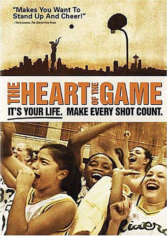 The Heart of the Game DVD Movie