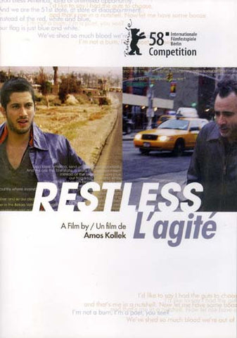 Restless DVD Movie