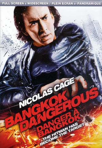 Bangkok Dangerous (Single-Disc Edition) (Fullscreen/Widescreen) DVD Movie