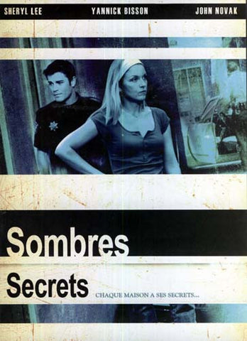 Sombres Secrets DVD Movie