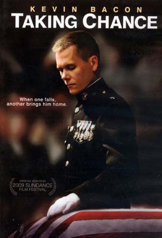 Taking Chance DVD Movie